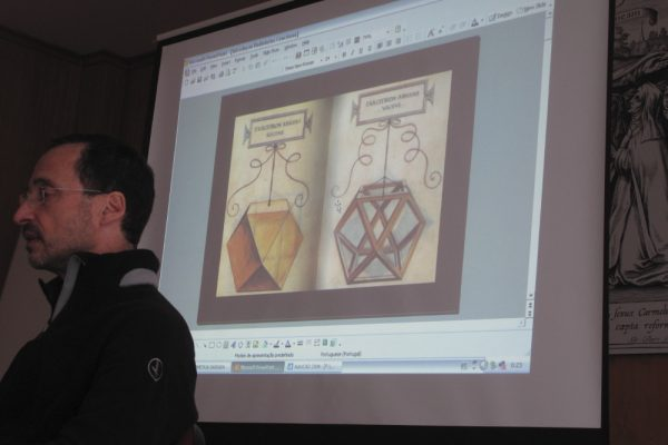 Geometria Sagrada com Luis Filipe YP7